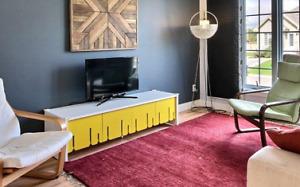 Vendue Table basse pour téléviseur Ikea