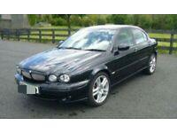 07 Jaguar xtype sport Diesel