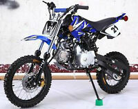 BRAND NEW LMBD 110/125 CC DIRT BIKES !!!!!$599.99