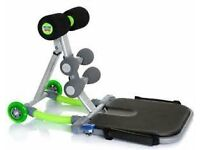 HOME TOTAL CORE EXERCISER