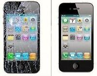 Réparer iphone,Samsung,LG,Blackberry vitre,Lcd,screen repair