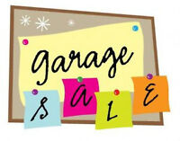 LEGENDARY YEARLY GARAGE SALE!!!!! LAST ONE EVER. MOVING!!!