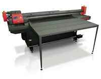 "EFI H652 65"" Wide Format flatbed/roll to roll Printer"