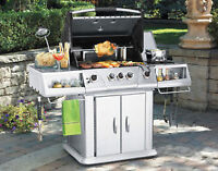 BBQ GAS LINE INSTALLATION AND REPAIR