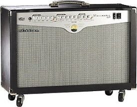 Ashdown Peacemaker 60 guitar amp - based on Fender twin but sounds better