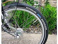 "SCHWALBE Marathon Racer 40-406 / 20"" bicycle tyres. New."