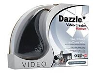 Dazzle Video Creator – Platinum. Turn home movies into DVDs