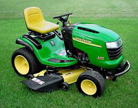 "John Deere L 130 Automatic - 48"" Cutting Deck -23 hp Kohler"