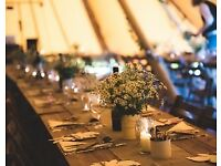 Furniture Wedding, Party & Event Hire - Trestle Tables, Vintage Folding Chairs & Much More - Sussex