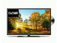 """New Cello 40"""" Full HD Freeview LED TV DVD Combo"""
