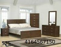 8PC  BRAND  NEW BEDROOM  SET  ON  SPECIAL  SALE******