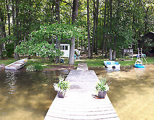 Waterfront Cottage For Rent - 90 Min From Toronto