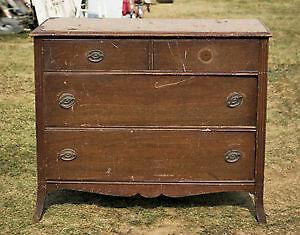 WANTED OLD WOOD WOODEN DRESSERS DRESSER