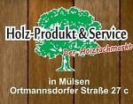 Holz Produkt und Service