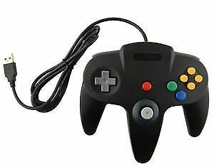 USB Game Wired Controlle For Nintendo N64 games on PC