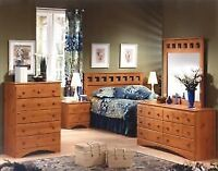 BEST SALE GUARANTEED ON BEDROOM SETS FOR $329