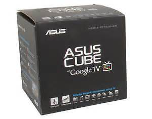 ASUS CUBE ONLINE VIDEO STREAMER
