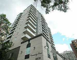 Vivacity One Adult bldg Downtown core modern highrise -
