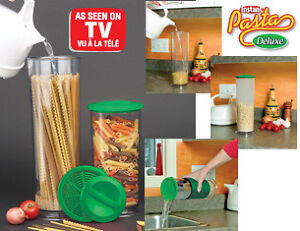 AS SEEN ON TV - Instant Pasta Deluxe - 7 Piece Set