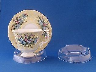 Cup And Saucer Display Stands Ebay