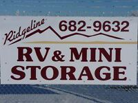 Selling a home? hoarding? building a new home? GET Mini Storage!