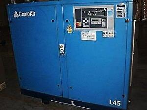 High-Quality Used and Refurbished Air Compressors - CAI