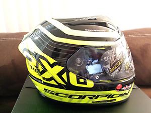 New Scorpion 2000 Helmet size (S)
