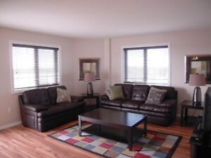2 bed : 2 bath | Bright, large furnished condo in NW Regina