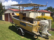 Fishing Boat Aluminium Gordonvale Cairns City Preview