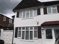Luxury Double room to rent in Kenton 5 min walk from Northwick Pk Stn, Hospital & Uni of Westminster