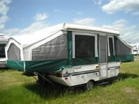 CAMPER TRAILER/ FLAGSTAFF... QUICK SALE