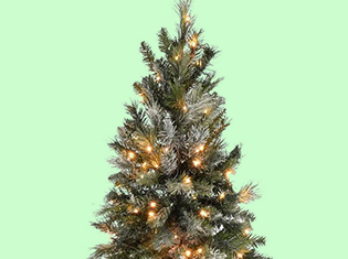 _57jpgset_id80000000000 - Fully Decorated Tabletop Christmas Tree
