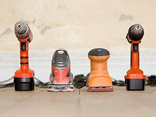Refurbished Power Tools