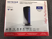 NetGear N600 Wireless Dual Band Gigabit ADSL2+ Modem Router St Leonards Willoughby Area Preview