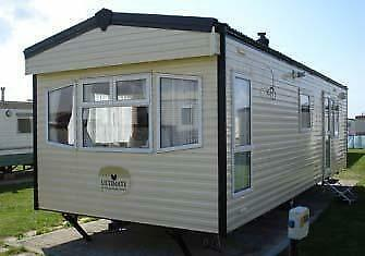 Static Caravan Lowestoft Suffolk 2 Bedrooms 6 Berth Cosalt Baysdale Super 2004