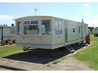 Static Caravan Dymchurch Kent 2 Bedrooms 6 Berth Carnaby Champagne 2001 New