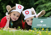 Pediatric First Aid Course - October 9th - 9am-4pm