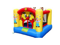 Happy Hop Inflatable Bouncer