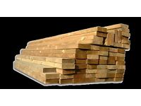 """Timber 4""""x2"""" @ 3M"""