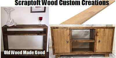 Scraptoft Wood Custom Creations