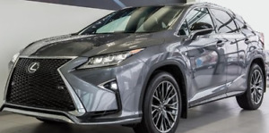 2018 Lexus RX 350 F Sport 2 AWD Navigation Backup Cam Sunroof