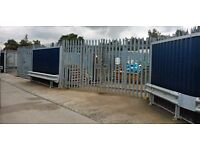 Compound Yard To Rent In St Austell, Cornwall - For Storage, Repairs, Industrial Work