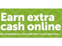 GET PAID UP TO £300 FOR COMPLETING SIMPLE TASKS ONLINEa