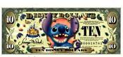 Disney Dollars 50th Anniversary