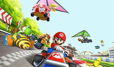 Der Klassiker: Mario Kart