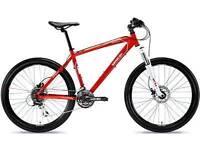 Saracen mountain bike hydraulic brakes £149.99 open to offers