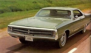 Looking for a Complete 1969 Chrysler 300 2 or 4 Door