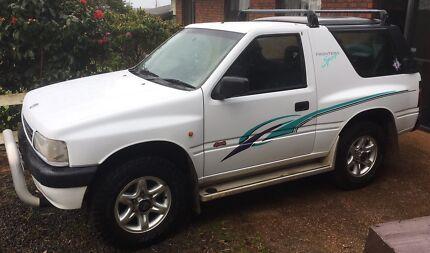 1996 Holden Frontera Sport SWB