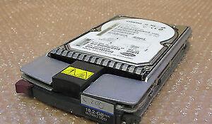 Compaq - Ultra 3, 18.2GB, 10K, SCSI   BD0186349B Hard drive