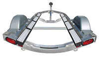 BOAT TRAILER BUNK GLIDES - MADE IN ONTARIO - 20 FOOT PACKAGE